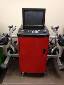Hunter Alignment Machine